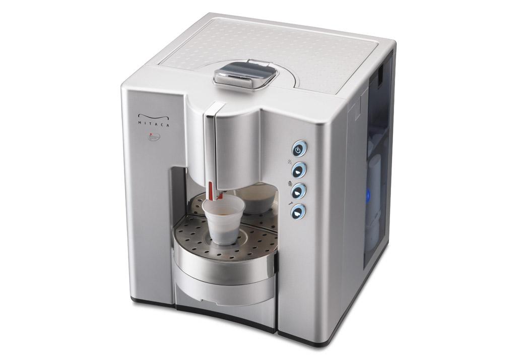 Distributori automatici caffè Illy
